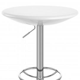 Kunststoff Chrom Tisch - Podium