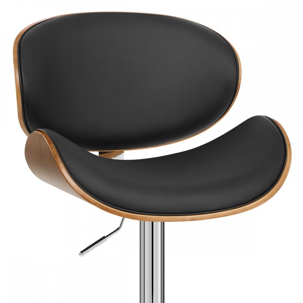 barhocker kunstleder und holz theo barhockerwelt. Black Bedroom Furniture Sets. Home Design Ideas
