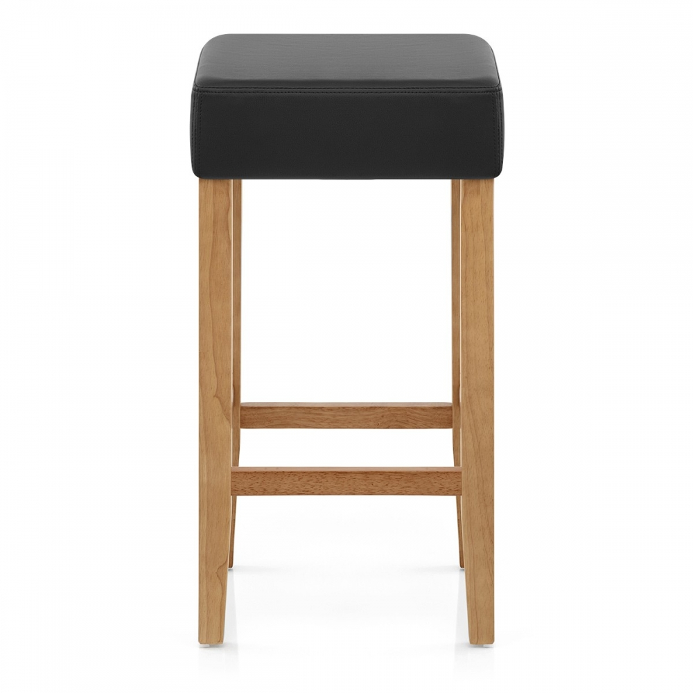 kunstleder barhocker eiche oliver barhockerwelt. Black Bedroom Furniture Sets. Home Design Ideas