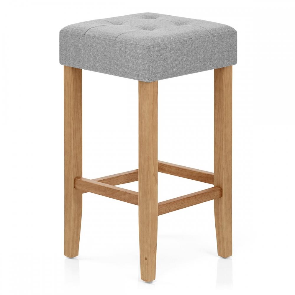 stoffbarhocker eiche oliver barhockerwelt. Black Bedroom Furniture Sets. Home Design Ideas