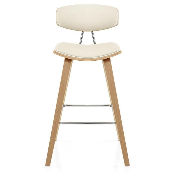 kunstleder barhocker eiche henley. Black Bedroom Furniture Sets. Home Design Ideas