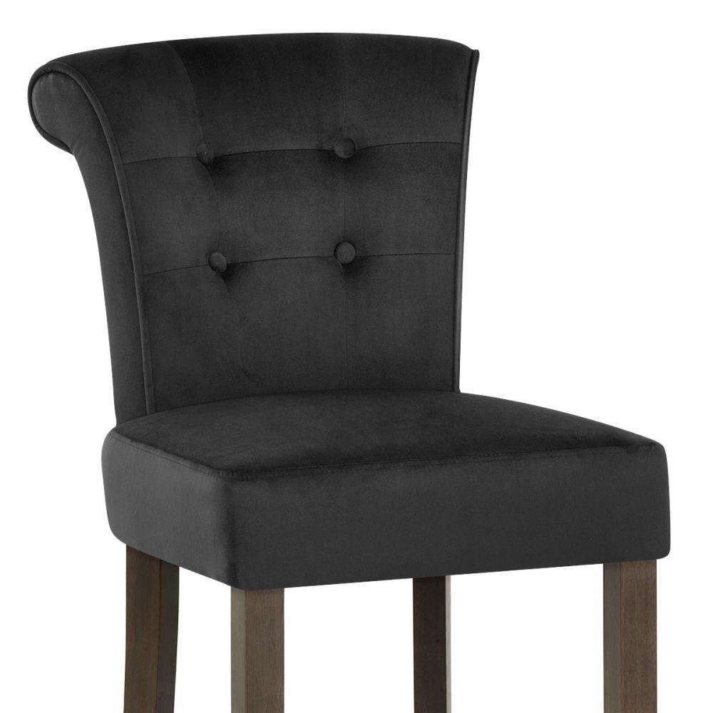 samt barhocker carlton barhockerwelt. Black Bedroom Furniture Sets. Home Design Ideas