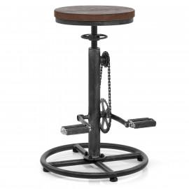 Barhocker Industrial - Pedal